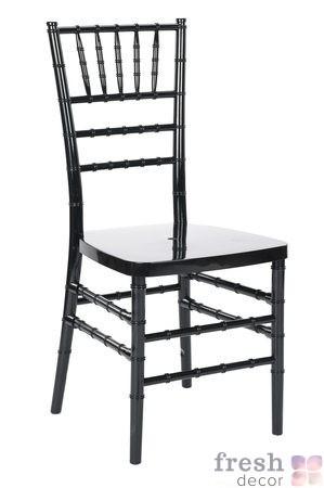 Черный стул Кьявари e1513168324495