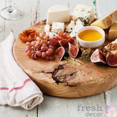 деревянная доска для еды и для декора в аренду Харьков Киев Днепр 1