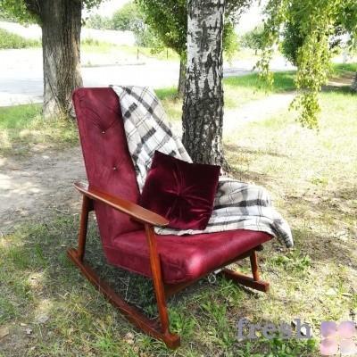 кресло качалка в прокат